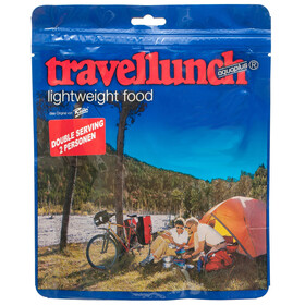 Travellunch Outdoor Meal 6 x 125/250g, Bestseller Mix I